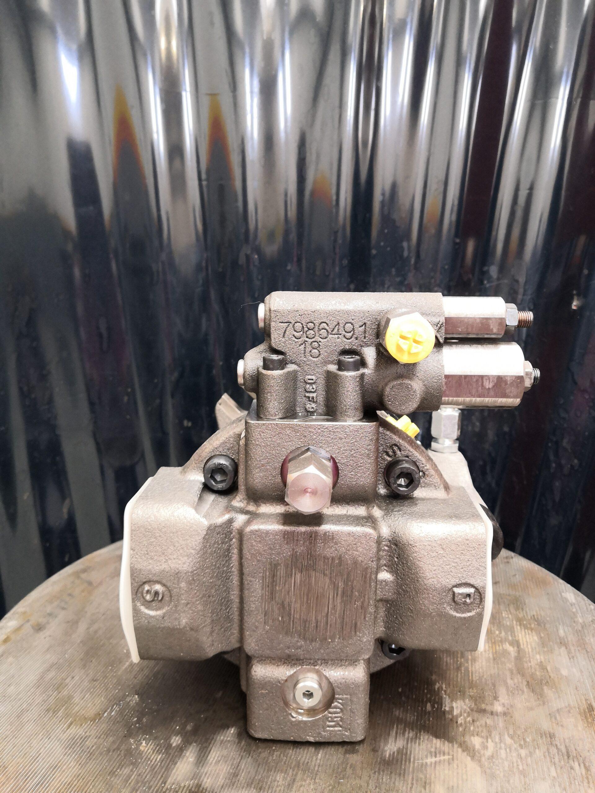 A10VSO28DFLR31RVPA12N00-4
